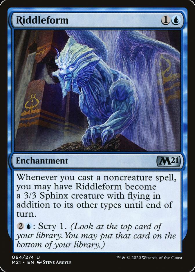 Riddleform [M21]
