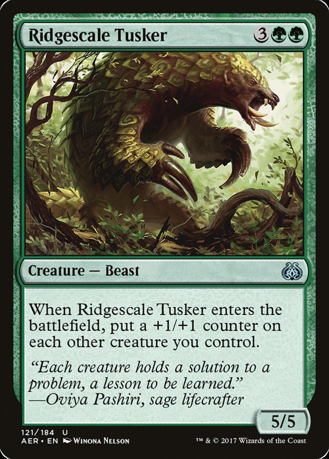 Ridgescale Tusker [AER]