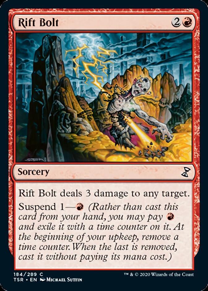 Rift Bolt [TSR]