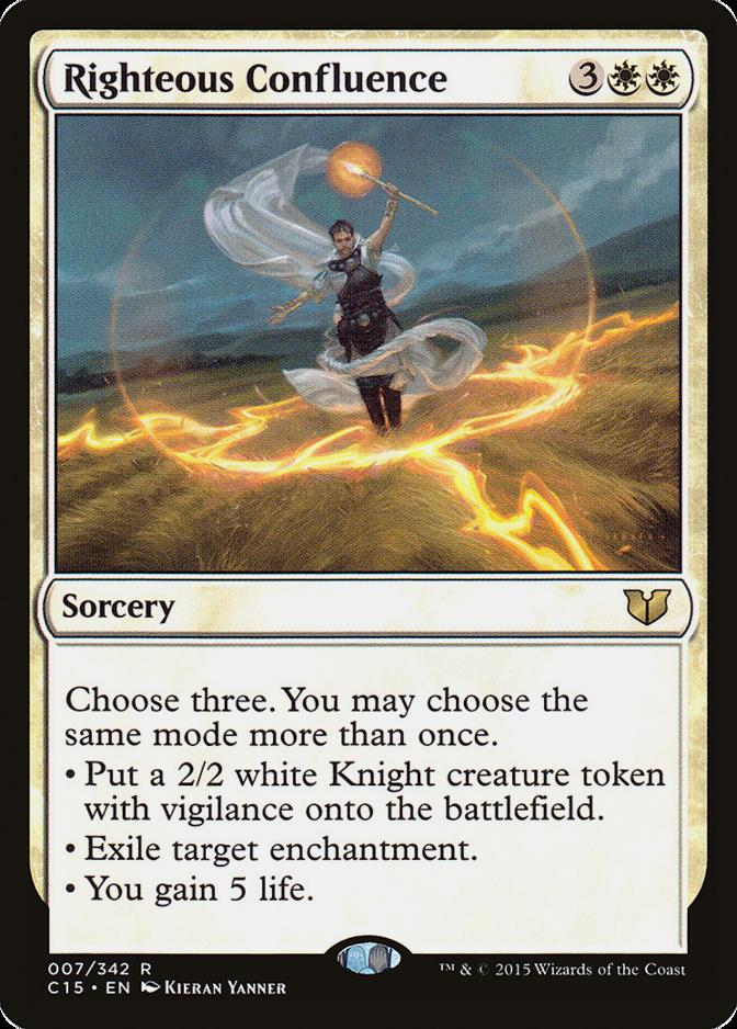 Righteous Confluence [C15]