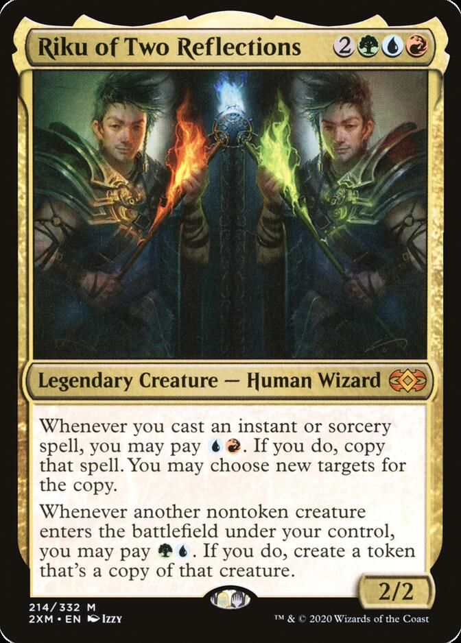 Riku of Two Reflections [2XM]