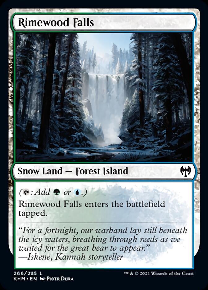 Rimewood Falls [KHM]