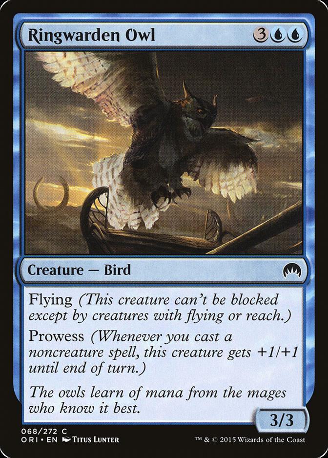 Ringwarden Owl [ORI]