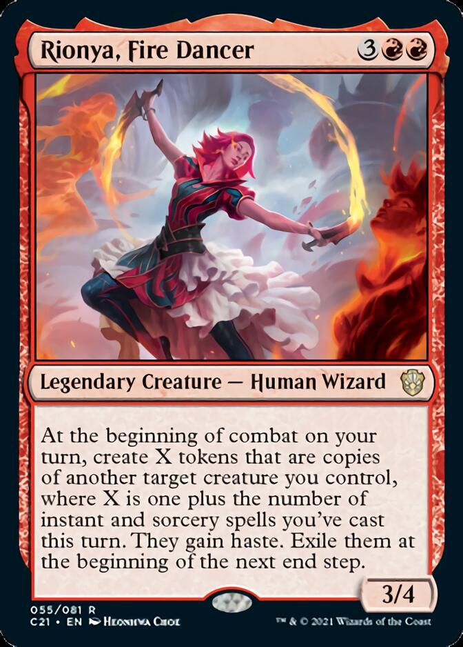 Rionya, Fire Dancer [C21]