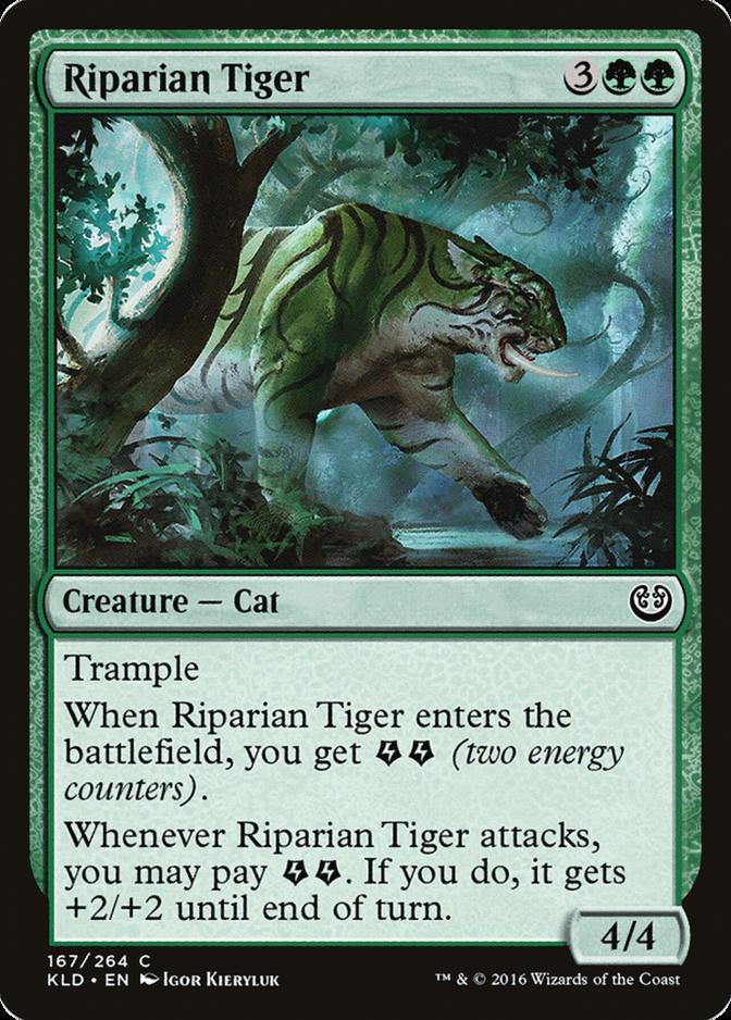 Riparian Tiger [KLD]