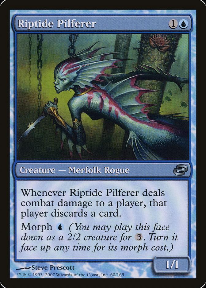 Riptide Pilferer [PLC]