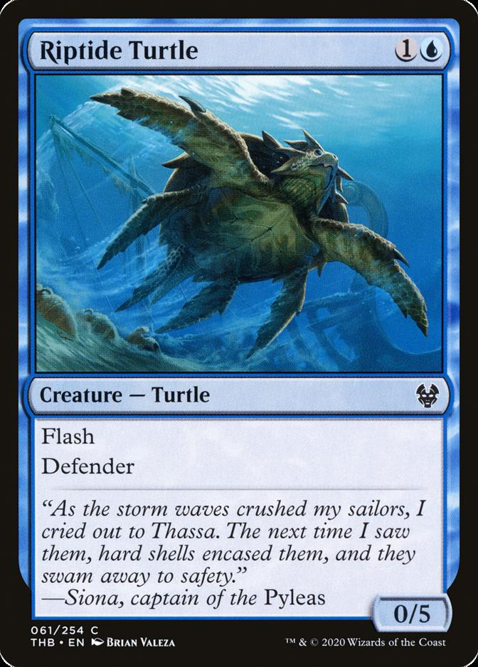 Riptide Turtle [THB]