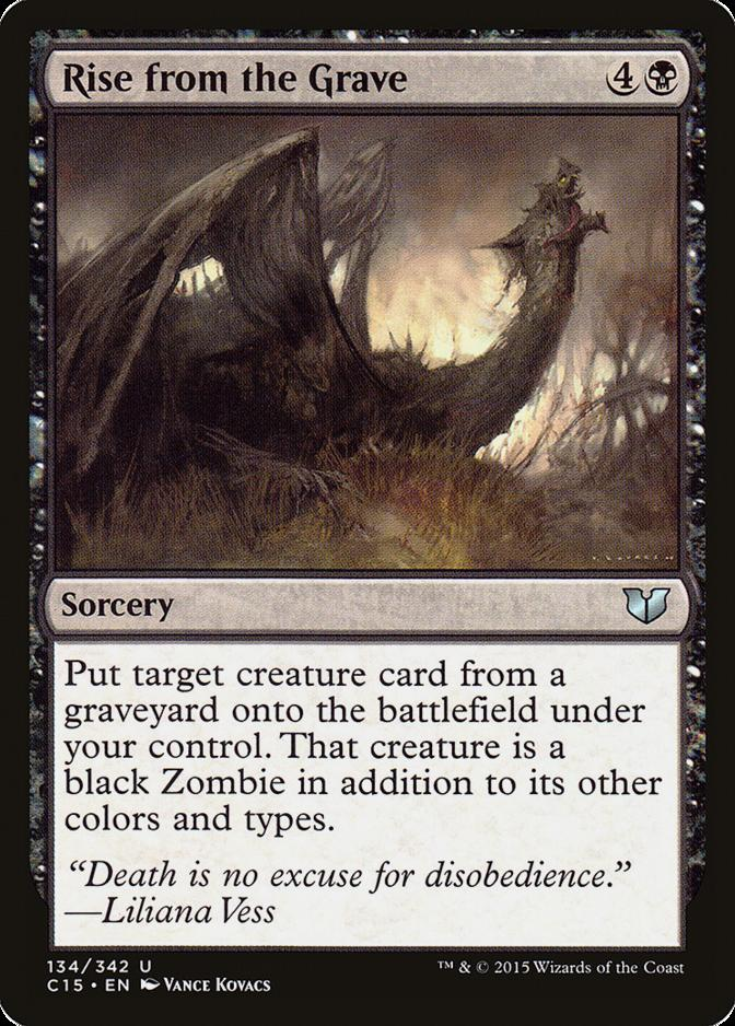 Rise from the Grave [C15]