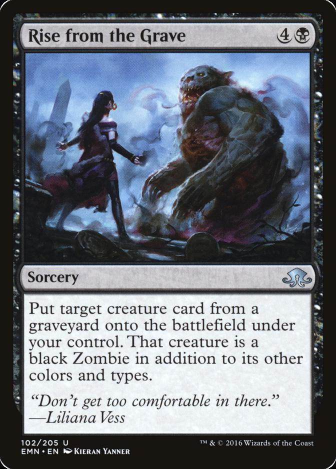 Rise from the Grave [EMN]