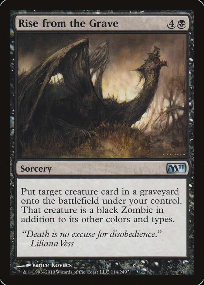 Rise from the Grave [M11]