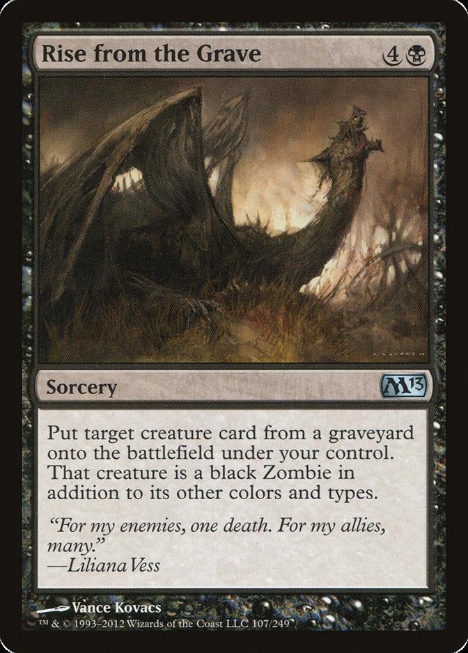 Rise from the Grave [M13]
