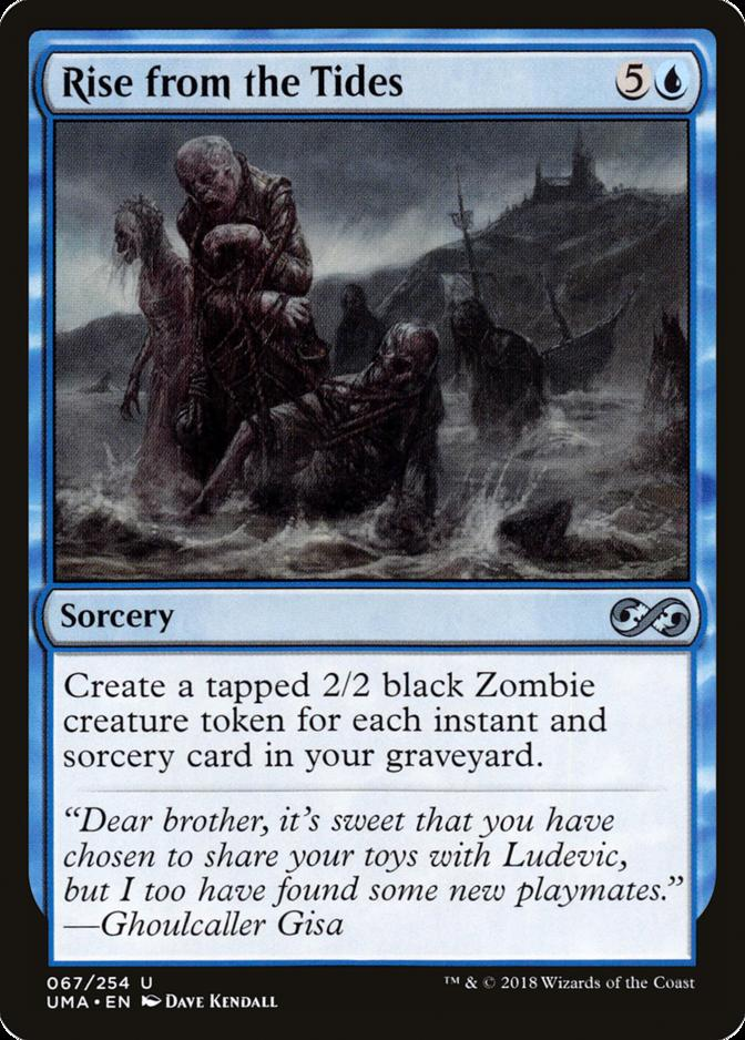 Rise from the Tides [UMA]