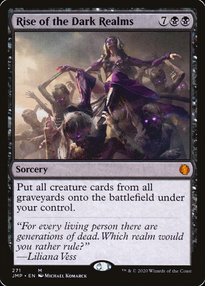 Rise of the Dark Realms [JMP]