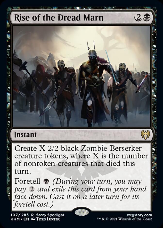 Rise of the Dread Marn [KHM]