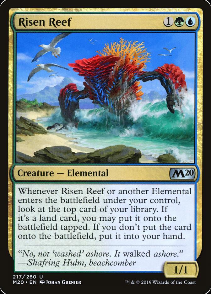 Risen Reef [M20]