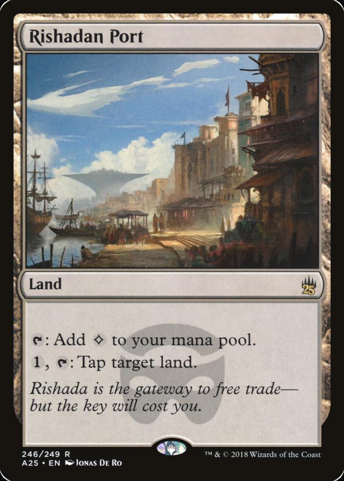 Rishadan Port [A25]