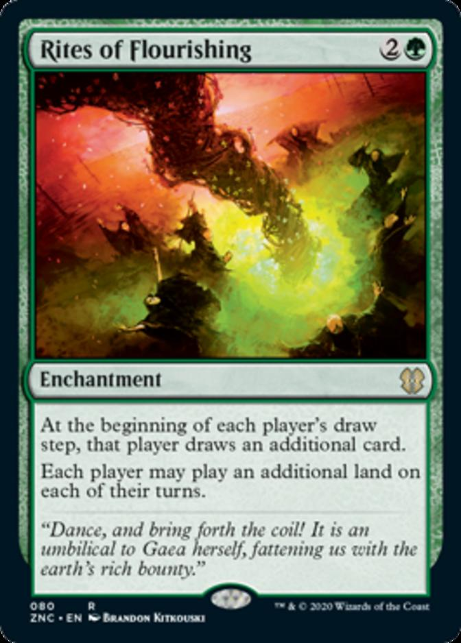 Rites of Flourishing [ZNC]