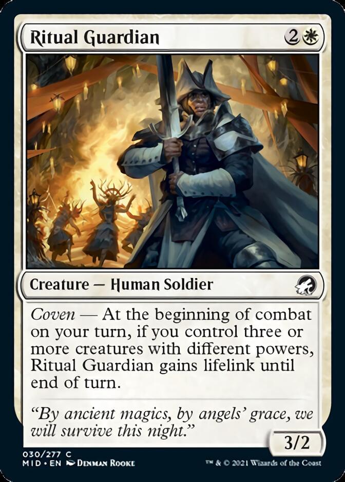 Ritual Guardian [MID]