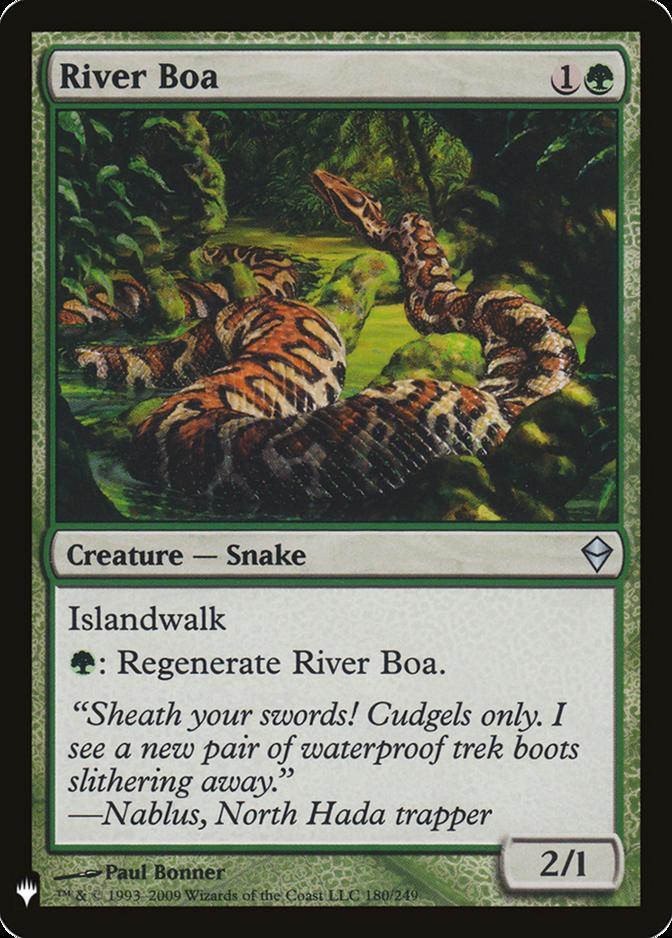 River Boa [MB1]