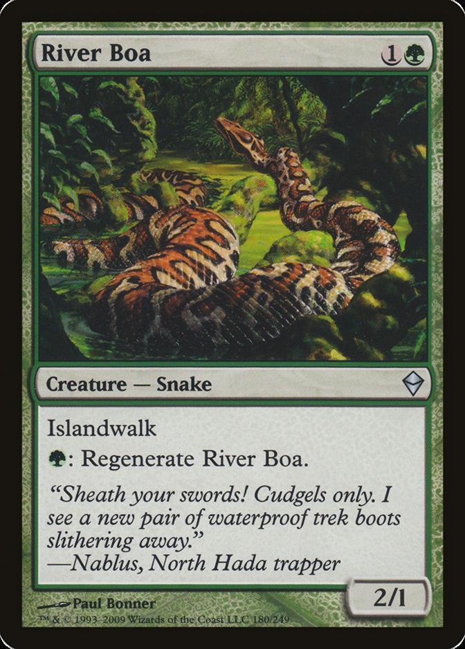 River Boa [ZEN]