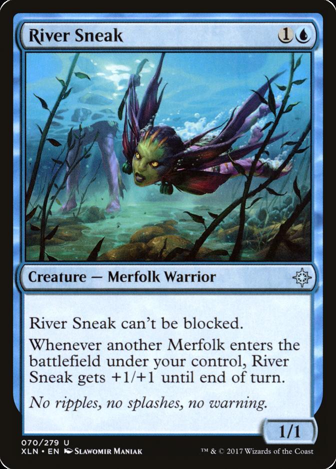 River Sneak [XLN]