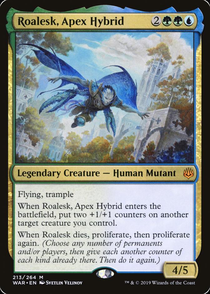 Roalesk, Apex Hybrid [WAR]