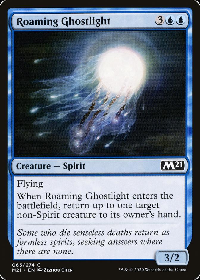 Roaming Ghostlight [M21]