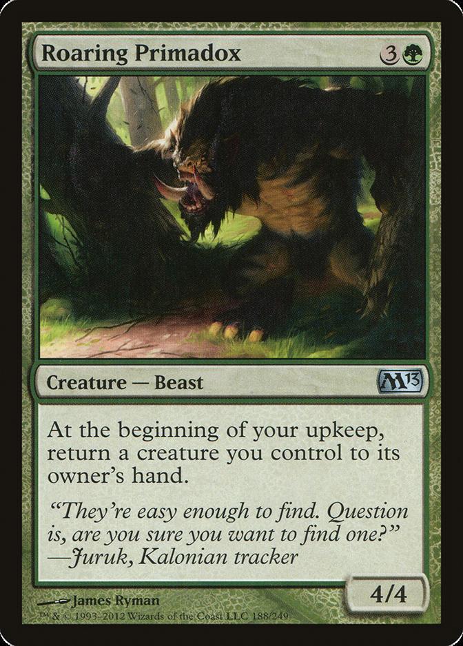 Roaring Primadox [M13]