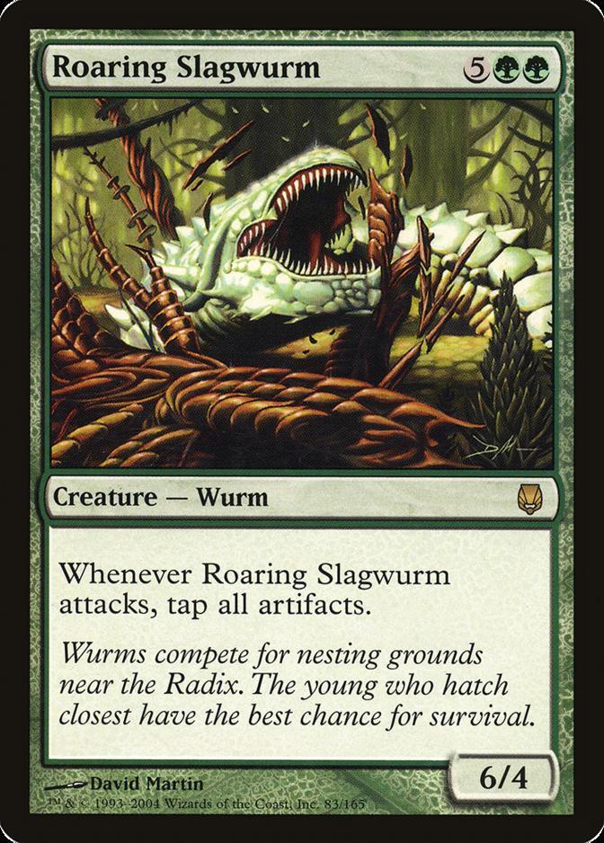 Roaring Slagwurm [DST]