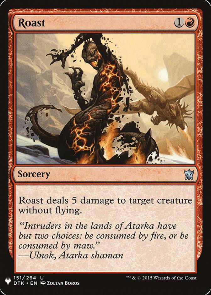 Roast [MB1]