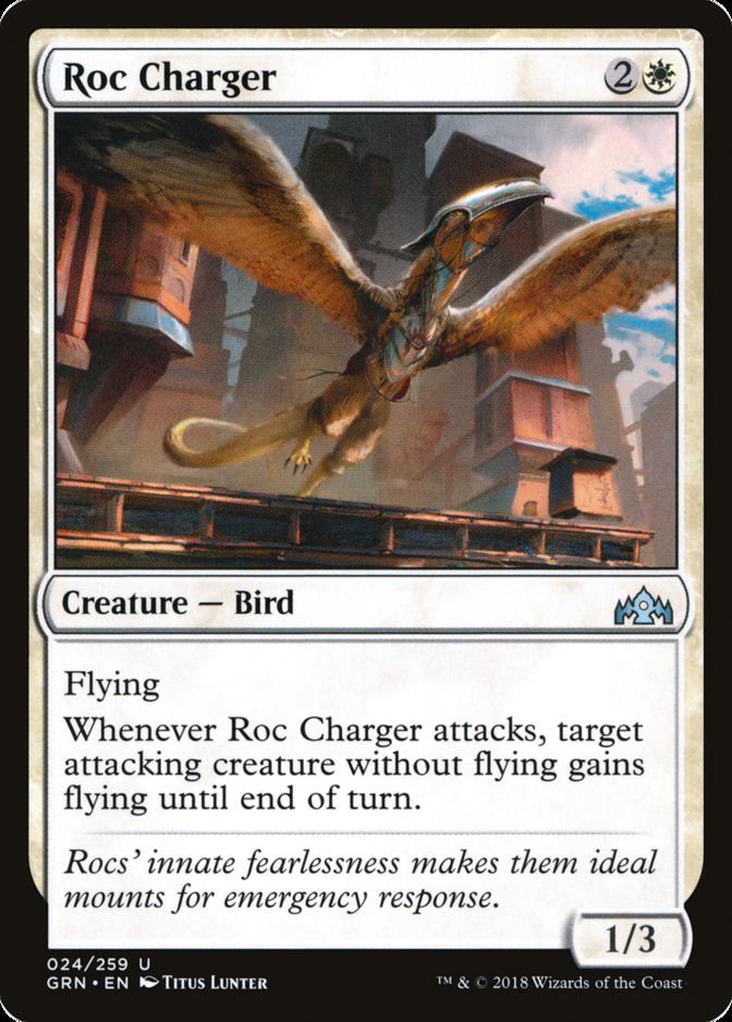 Roc Charger [GRN]
