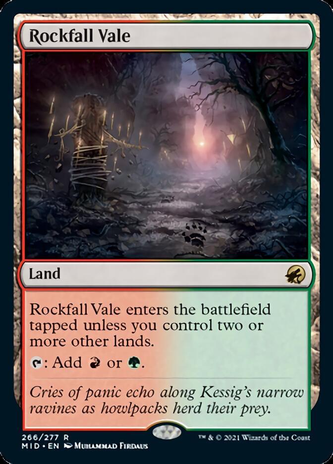 Rockfall Vale [MID]