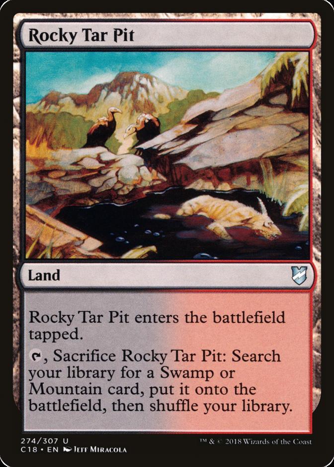 Rocky Tar Pit [C18]