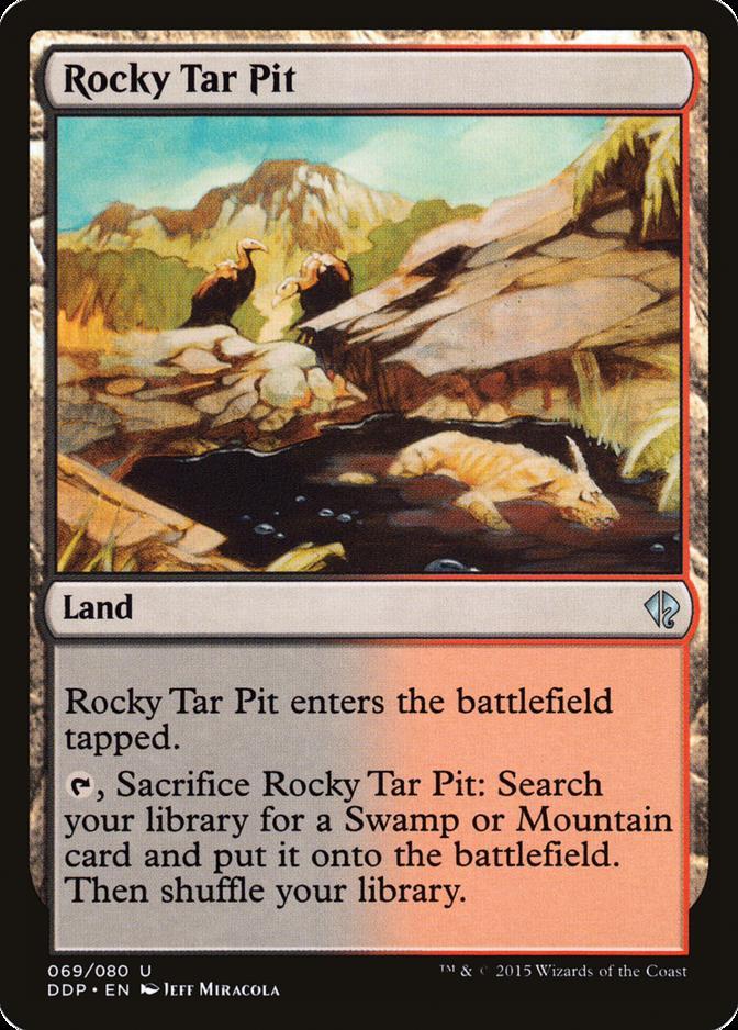 Rocky Tar Pit [DDP]