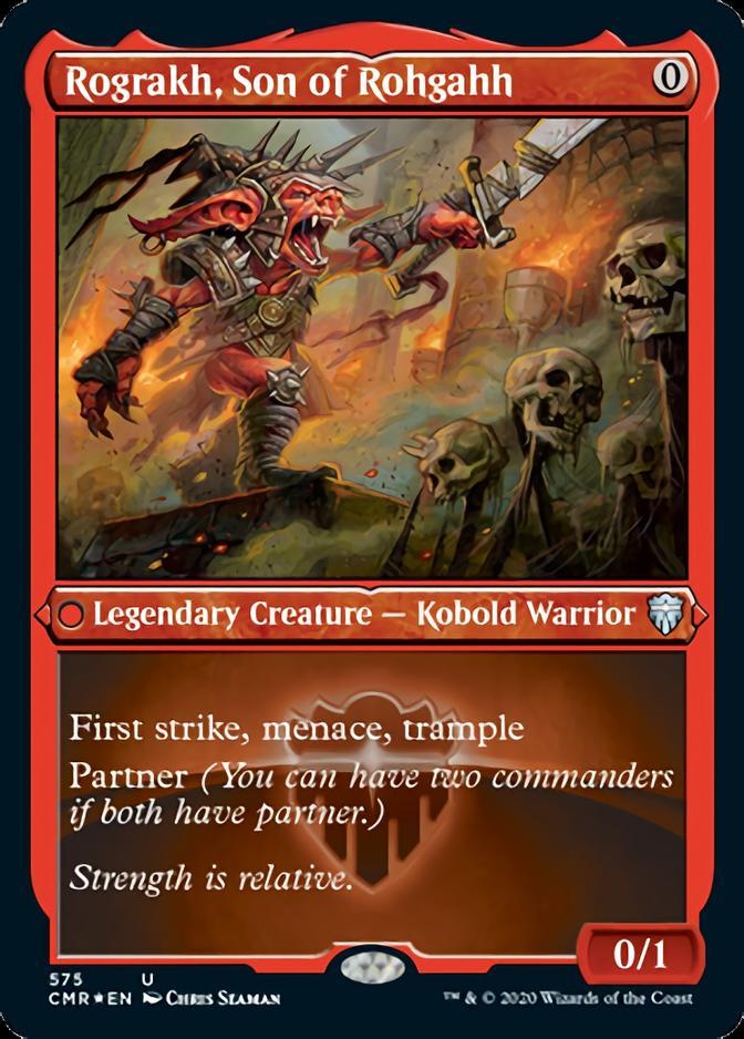 Rograkh, Son of Rohgahh [PCMR] (F)