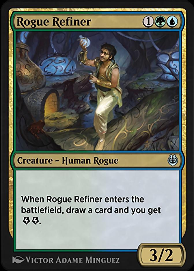 Rogue Refiner [KLR]