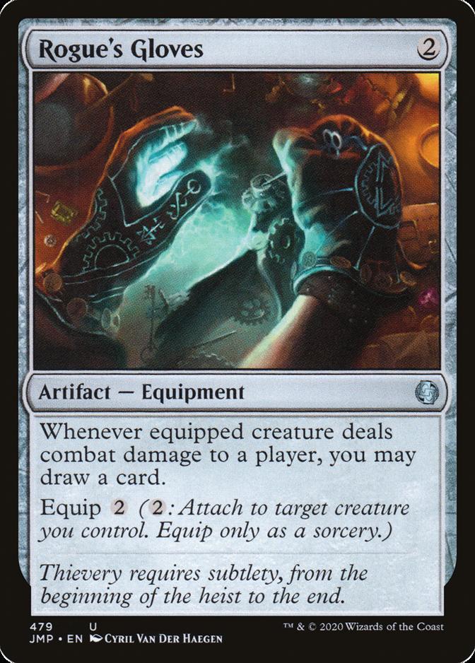 Rogue's Gloves [JMP]