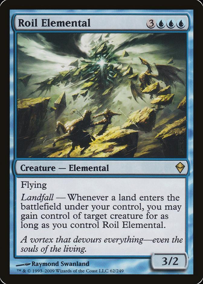 Roil Elemental [ZEN]