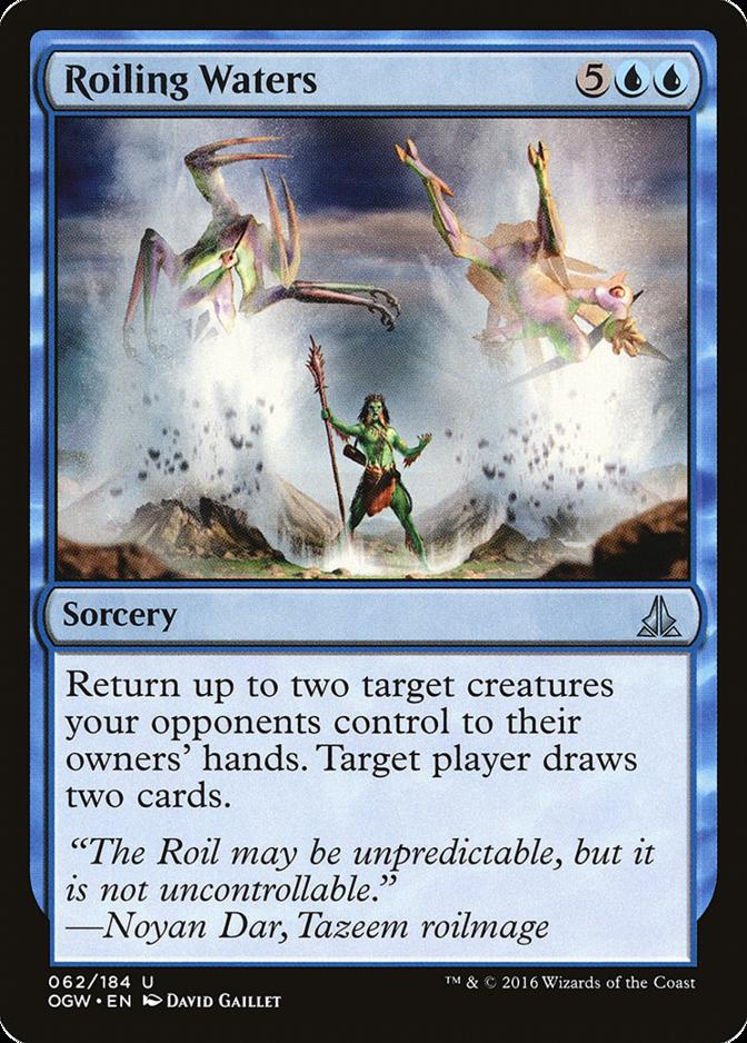 Roiling Waters [OGW]