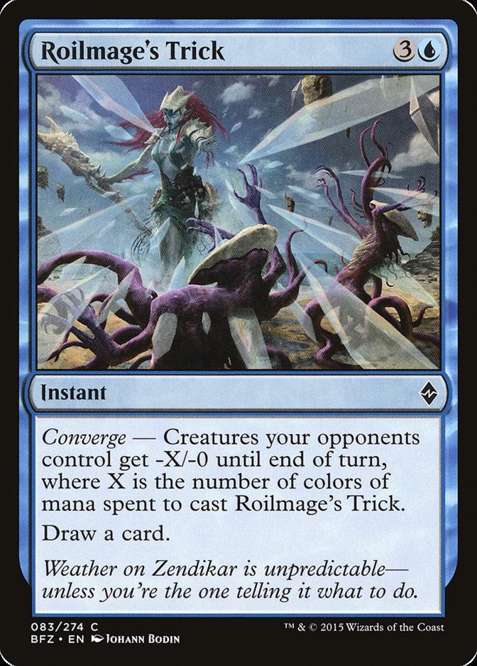 Roilmage's Trick [BFZ]