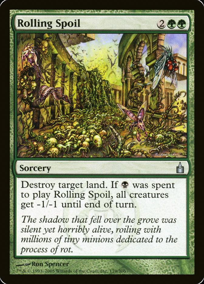 Rolling Spoil [RAV]