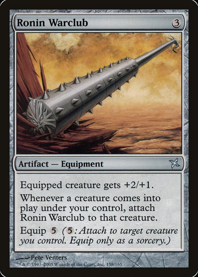 Ronin Warclub [BOK]