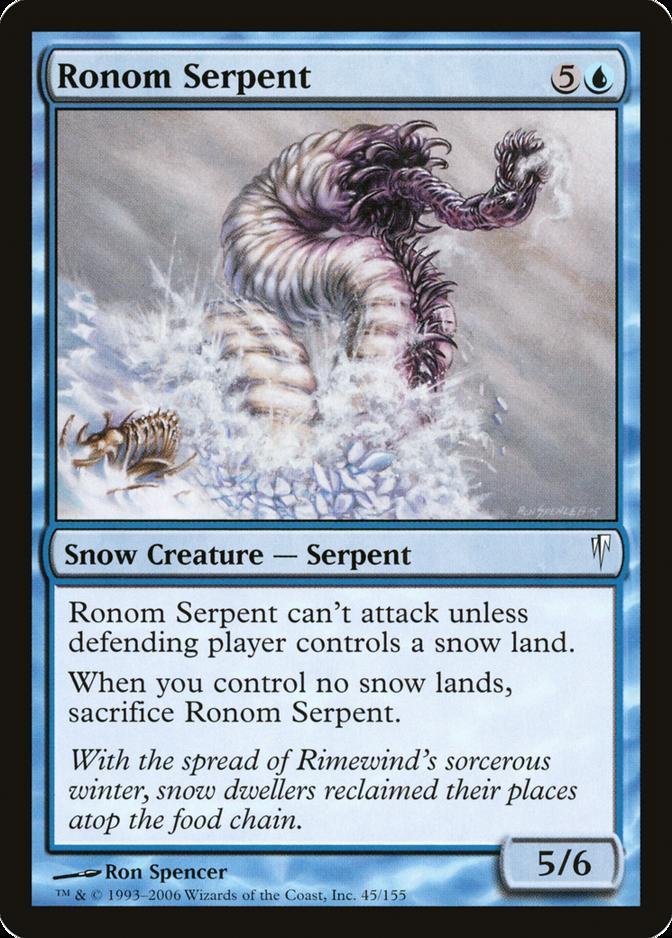 Ronom Serpent [CSP]