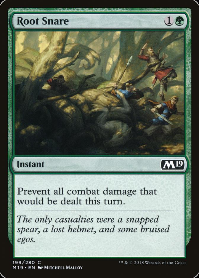 Root Snare [M19]