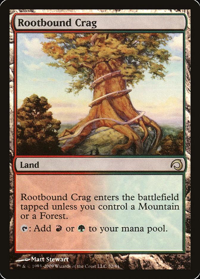 Rootbound Crag [H09] (F)