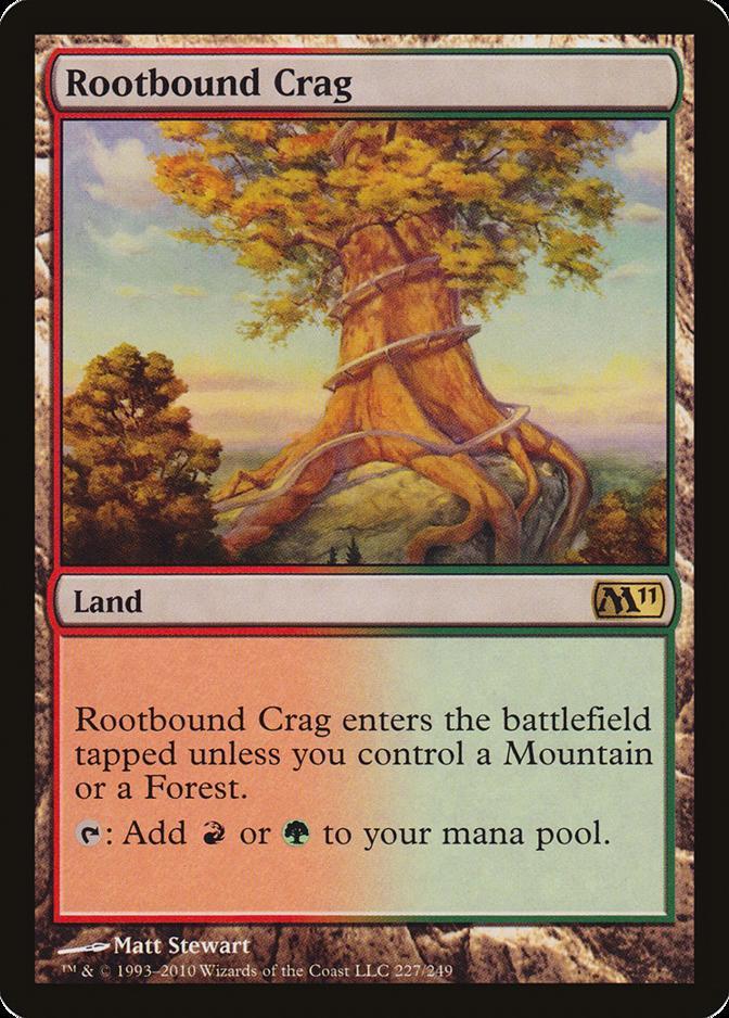Rootbound Crag [M11]