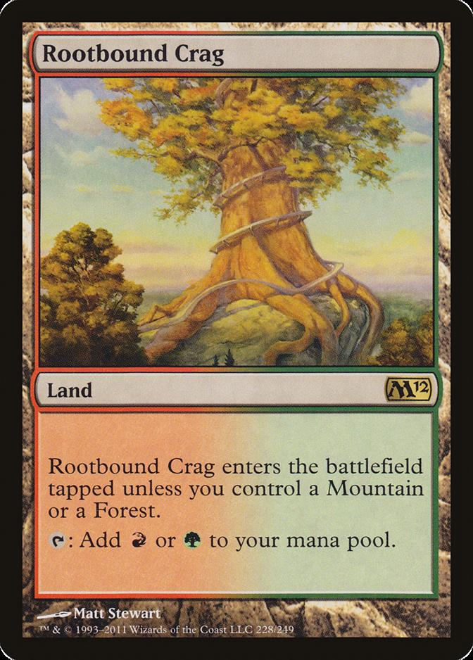 Rootbound Crag [M12]
