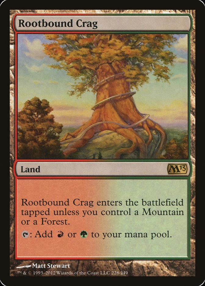 Rootbound Crag [M13]