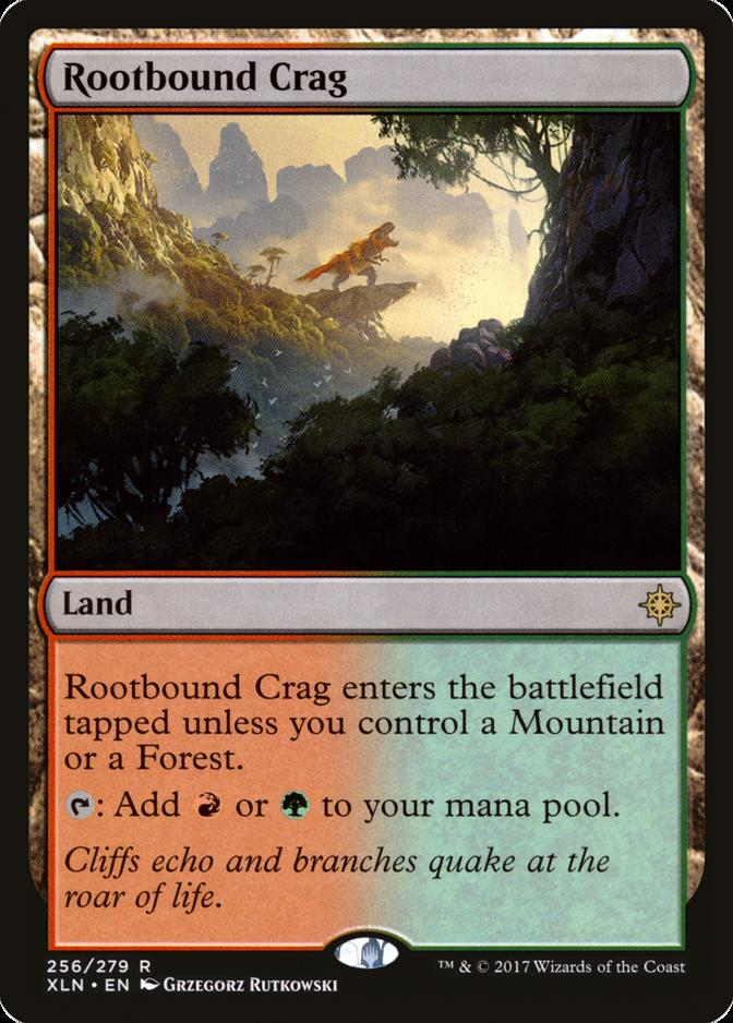 Rootbound Crag [XLN]