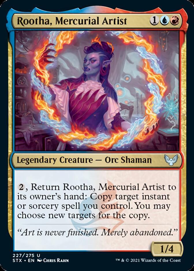 Rootha, Mercurial Artist [STX]